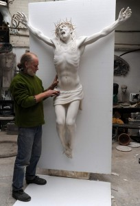 1. Renaissance Christ III.  Stephen Hicklin