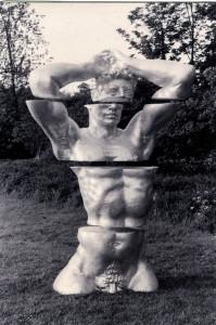 4. Fractured Figure. Stephen Hicklin