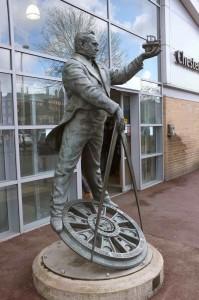 George Stephenson. Chesterfield (Stephen Hicklin) 2